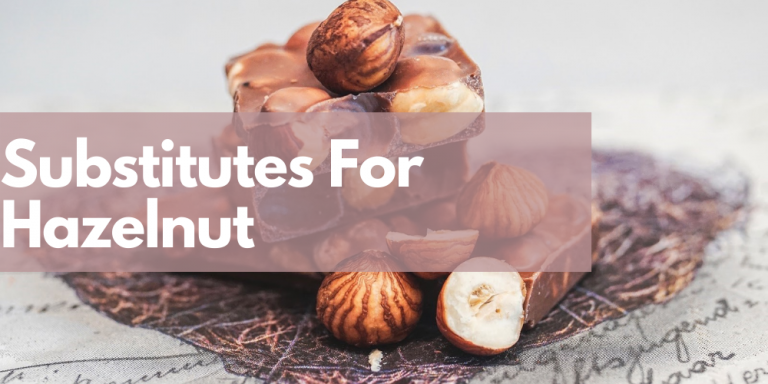 5 Substitutes for Hazelnuts