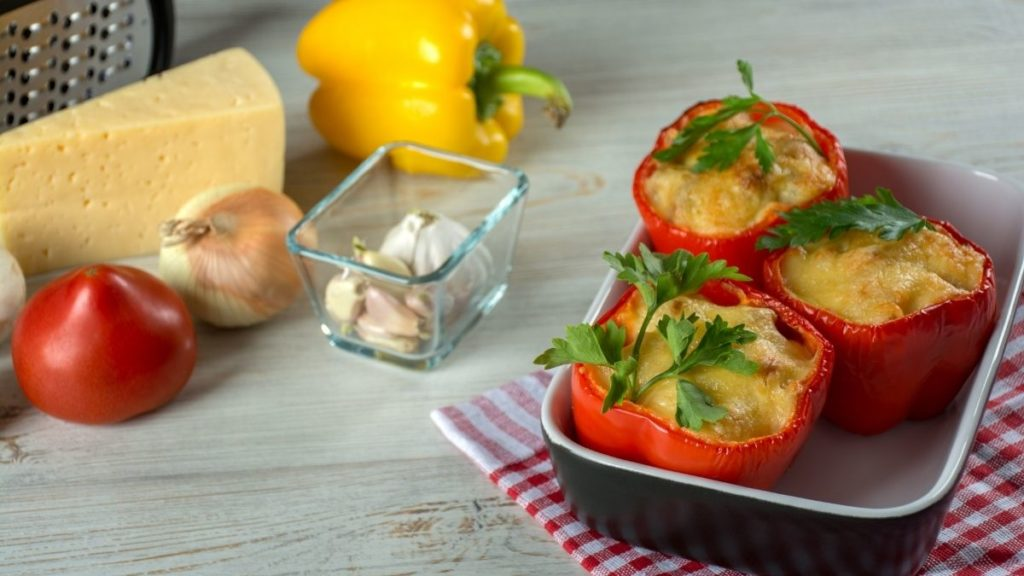 Dish-Inspired Ideas How to Reheat Stuffed Peppers
