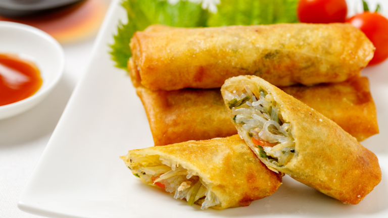 How to Reheat Spring Rolls | Expert Insights